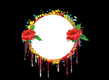 Rose Background Royalty Free Stock Photo