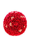 Rose ball Royalty Free Stock Photo