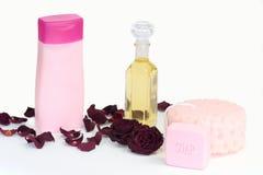 Rose Bath Stock Photography