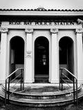Rose Bay Police Station Stock Images
