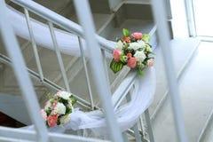 Rose blüht Dekoration Stockbilder