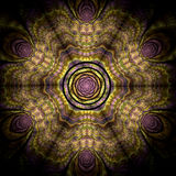 Rose blanket Stock Images