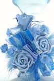 Rose bleue Photo stock