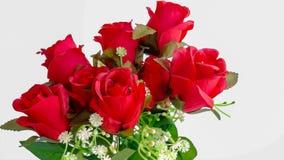 Rose - Blume, Blumenstrauß, Dutzend Rosen, Blumenstrauß, Blume stockfoto