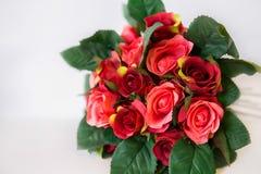 Rose - Blume, Blumenstrauß, Blumenstrauß, Dutzend Rosen, Blume stockfotos