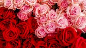 Rose - Blume, Blumenstrauß, Blume, Dutzend Rosen, Blumenstrauß stockfoto