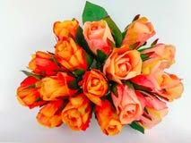 Rose - Blume, Blumenstrauß, Blumenstrauß, Blume, Vase lizenzfreies stockbild