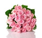 Rose-Blumenstrauß stockfotos