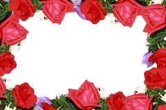Rose border Royalty Free Stock Photos