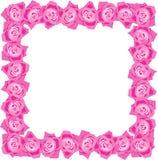 Rose Border Frame Stock Photos