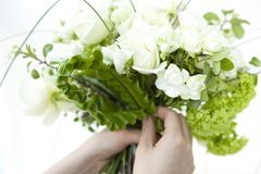 Rose Bouquet Royalty Free Stock Images