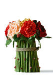 Rose bouquet. For interior decoration Stock Photo