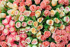 Rose Bouquet Royalty Free Stock Photo