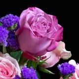 Rose Bouquet Foto de Stock Royalty Free