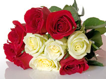 Rose Bouquet Stock Images