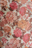 Rose bouquet design Seamless pattern Stock Photo
