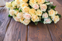 Rose bouquet Royalty Free Stock Photos