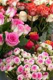 Rose Bouquets Stock Photo