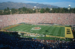 Rose Bowl Football Game Royalty Free Stock Photo