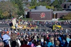 Rose Bowl parada Zdjęcie Royalty Free