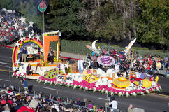 Rose Bowl Parade Stock Photos