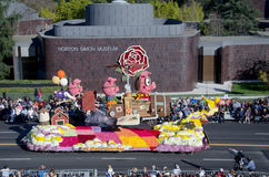 Rose Bowl Parade Royalty Free Stock Photos