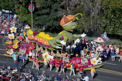 Rose Bowl Parade Stock Images