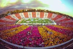 Rose Bowl Pasadena, CA Photo libre de droits
