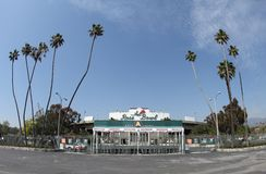 The Rose Bowl Stadium Royalty Free Stock Photo