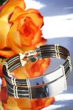 Rose Bracelet Royalty Free Stock Photo