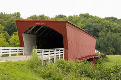 Rose Bridge. Location of movie which is The Bridges of Madison County Royalty Free Stock Image