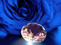 Free Rose Bud With Gem Royalty Free Stock Photo - 14924555