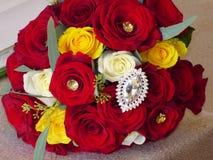 rose bukiet Fotografia Royalty Free