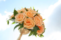 Rose bunch Royalty Free Stock Photography