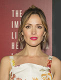 Rose Byrne royalty free stock images