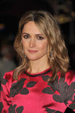 Rose Byrne royalty free stock photography