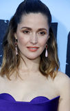Rose Byrne. At the Los Angeles premiere of 'Neighbors 2: Sorority Rising' held at the Regency Village Theatre in Westwood, USA on May 16, 2016 royalty free stock images