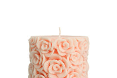 Rose candle Royalty Free Stock Photos