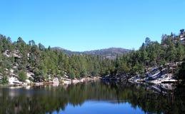 Rose Canyon Lake Royalty Free Stock Photography