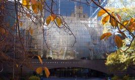 Rose Center voor Aarde en Ruimte, NYC royalty-vrije stock afbeelding