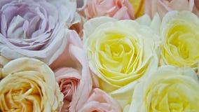 Rose, cerimonie nuziali Fotografia Stock