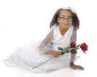 Rose Child Lizenzfreies Stockbild