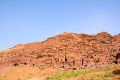 Rose City av Petra Arkivfoto