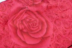 Rose cloth Stock Image