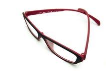 Rose-colored Gläser Stockfotografie