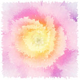 Rose colored ink  background Royalty Free Stock Photos