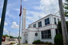 Rose Construction, Covington, TN imagen de archivo