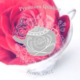 Rose in a cup Stock Photos