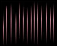 Rose d'onde sonore Photo libre de droits