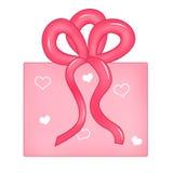 rose de cadeau Images stock